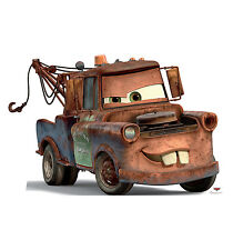 CARS MOVIE - MATER - LIFE SIZE STANDUP/CUTOUT BRAND NEW DISNEY 1753