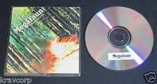 MEGAFAUN 'GATHER, FORM & FLY' 2009 PROMO CD