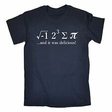 I Ate Some Pi ™ T Shirt slogan funny maths 8 sum pie teacher school tee student