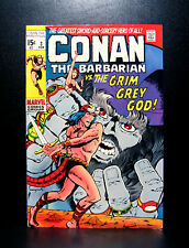 COMICS: Marvel: Conan the Barbarian #3 (1971), low distribution run - RARE