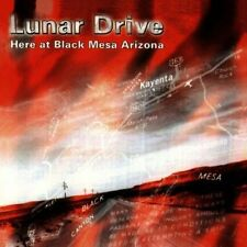 Lunar Drive - Here at Black Mesa, Arizona NATION RECORDS CD 1996