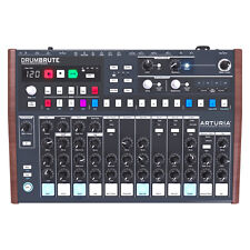 Arturia DrumBrute Pro-Grade Full Analog Drum Machine Sequencer Synthesizer