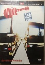 The Monkees- Live Summer Tour Dvd Nuevo