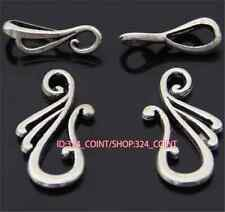 P897 15sets Tibetan Silver Toggle Clasps For Necklace Bracelet Clasp accessories