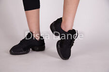 Black Dance Sneakers Size 5.5 hip hop highland dancing costume music