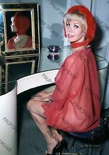 Vintage A4 Photo Poster Wall Art Print of Lovely Burlesque Pin-up (unknown)