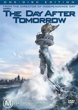 THE DAY AFTER TOMORROW - 2004 - R4 LIKE NEW DVD JAKE GYLLENHAAL DENNIS QUAID