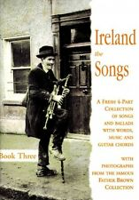 Ireland: The Songs Book Three Sheet Music Waltons Irish Music Books Bo 000634017