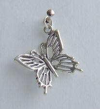BUTTERFLY CHARMS CHARM 925 STERLING SILVER