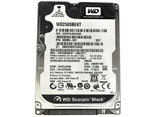 "WD Black WD2500BEKT 250GB 7200RPM SATA 3Gb/s 2.5"" Hard Drive"