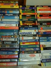 Lotto 71 vhs  di film famosi
