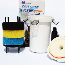 SUNSUN HW-602 Aquarium 1.5L Outside Pre-Filter For Fish Tank