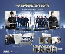 The Expendables 3 (2015, Blu-ray) Full Slip Scanavo Limited Edition (700 copies)