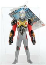 Bandai 2015 Ultra Hero 06 ULTRAMAN X ZETTON Armor Vinyl Figure for DX Divisor