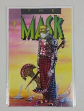 DARK HORSE COMICS - THE MASK #4 of 4 - SIGNED