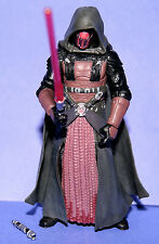STAR WARS 30TH DARTH REVAN LOOSE COMPLETE