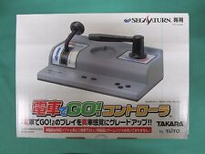 Sega Saturn -- Densha de GO Controller -- TC-5175290. Good!! New!! *JAPAN* 21981