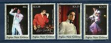 PAPOUASIE PAPUA NG 2006 Elvis Presley Yv 1113/1116  MNH **
