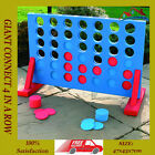 4 IN A ROW GIANT CONNECT GARDEN OUTDOOR GAME KIDS ADULTS FAMILY PARTY FUN GIFT24