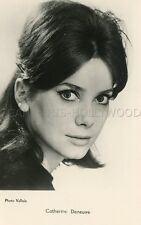 CATHERINE DENEUVE  60s VINTAGE FRENCH POSTCARD