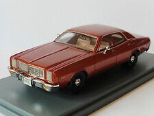 DODGE MONACO COPER METAL 1976 AMERICAN EXCELLENCE NEO 43513 1/43 LIMITED EDITION