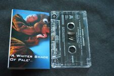 ANNIE LENNOX A WHITER SHADE OF PALE RARE CASSETTE SINGLE! EURYTHMICS