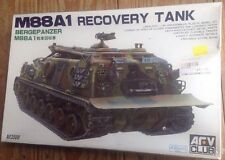AFV Club M88A1 Recovery Tank AF3508 Bergepanzer 1/35 New and Sealed