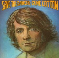 FREE US SH (int'l sh=$0-$3) USED,MINT CD Gene Cotton: Save the Dancer