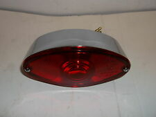 CATS EYE REAR CUSTOM TAIL LIGHT WITH NUMBER PLATE ILLUMINATION BC17032 - T