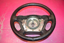 MERCEDES W163 ML 320 AUTO LEATHER STEERING WHEEL 22029B0889