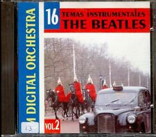 IM DIGITAL ORCHESTRA - The Beatles - 2 - SPAIN CD Doblon 1993 - Instrumentales
