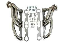 For Chevy GMC 88-97 C1500 C2500 Pickup 5.0L5.7L STAINLESS STEEL EXHAUST HEADERAS