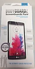 BodyGuardz ScreenGuardz Pure Ultra-thin Tempered Glass Protection for LG G Vista