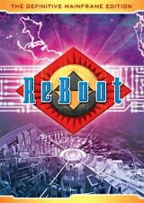 REBOOT THE DEFINITIVE MAINFRAME EDITION New Sealed 9 DVD Set