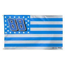 2016 DALE EARNHARDT JR. #88 NASCAR SPRINT CUP DELUXE 3'x5'PREMIUM FLAG L@@K