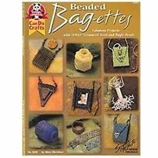 """Beaded Bag-ettes: Fabulous Projects with TOHO 'Treasures"""" Seed and Bugle Bea"""