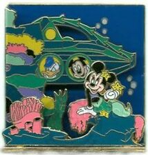 Disney Pin: WDW Pin of the Month 3D Attractions 20.000 Leagues Under the Sea