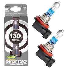 Nuevo H11 Xenon 130 12V 55W + 130% más brillantes par Xenon Faro de actualización Foglight