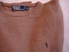 Ralph Lauren Polo Sport Pullover, mittelbraun, XXL (2XL)