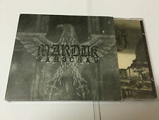 Marduk Warschau: Live 2006  LTD Edition CD NR MINT 7320470059432
