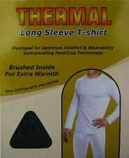 mens thermal long sleeve t shirt variours sizes and colours