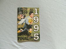 #SS. NSW COUNTRY RUGBY LEAGUE GRANDFINAL - 1995 GROUP 20, GRIFFITH