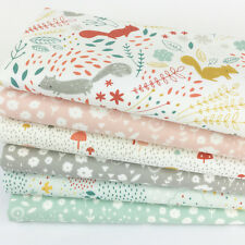 Faraway Forest by Blend 6 piece fat quarter bundle 100% cotton for sewing/craft