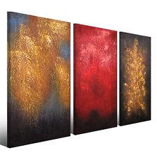 Quadri moderni astratti 130 x 90 arredamento casa arte design Stampa XXL ##34