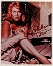 Sexy KATHLEEN TURNER In-person Signed Photo