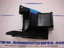 GENUINE NEW BMW E46 COUPE CONV FRONT LEFT AIR DUCT 51718235245