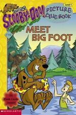 Meet Big Foot (Scooby-Doo! Picture Clue Book, No. 12) by Nagler, Michelle