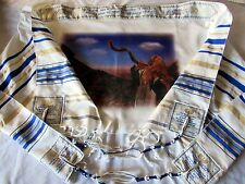 Messianic Jewish Christian Blow The Shofar in Zion Prayer Shawl & Tallit Bag