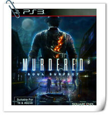 PS3 MURDERED: SOUL SUSPECT (ENGLISH) SONY PlayStation Action Games Square Enix