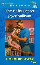 The Baby Secret by Joyce Sullivan - Harlequin Intrigue # 546 - Romantic Suspense